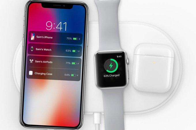 Mata do ładowania bezprzewodowego AirPower od Apple'a