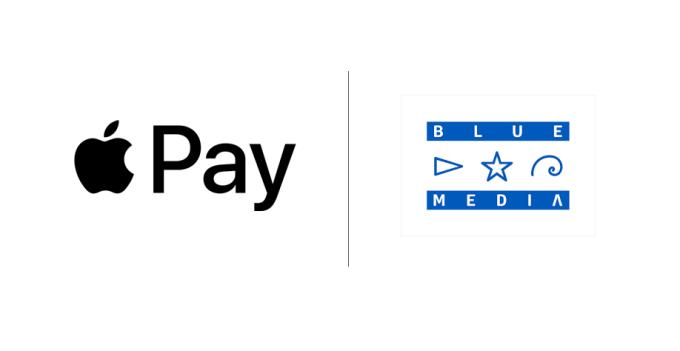 Płatności za faktury przez Apple Pay za pomocą BlueMedia
