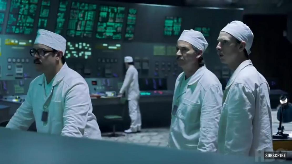 "Serial ""Czarnobyl"" (Chernobyl) - HBO"