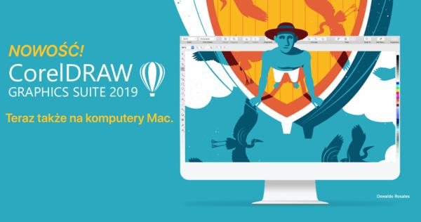 CorelDRAW® powraca oficjalnie na Maca po 20 latach!