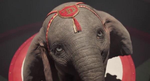 """Obejrzyj najnowszy zwiastun filmu """"Dumbo"""" od Tima Burtona"""