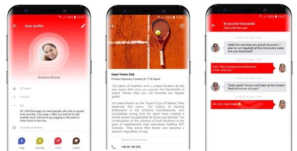 """Polscy użytkownicy polubili aplikację """"Findbuddy"""""""