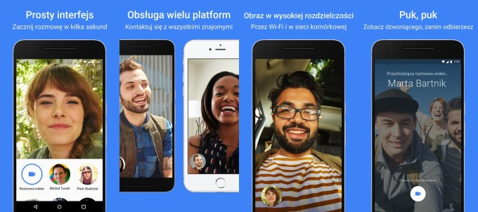 Google Duo (screen app)