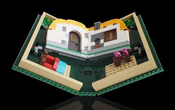 Lego prezentuje swojego własnego Galaxy Fold z klocków!