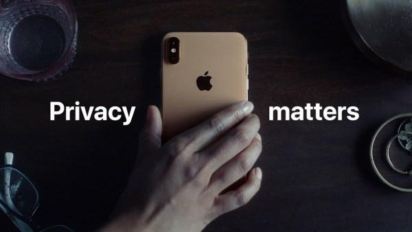 Apple przypomina w zabawnym spocie, że prywatność ma znaczenie