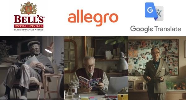 Google postanowiło też zainspirować się historią dziadka…