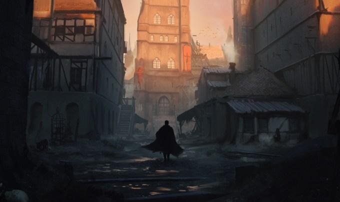The Dust stworzy gry na podstawie książek Jacka Piekary