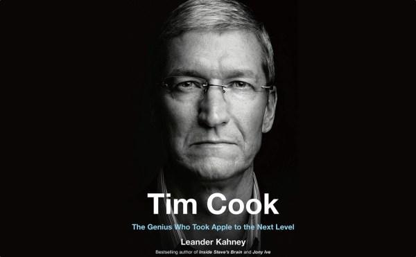 Biografia Tima Cooka napisana przez Kahneya ukaże się 16 kwietnia