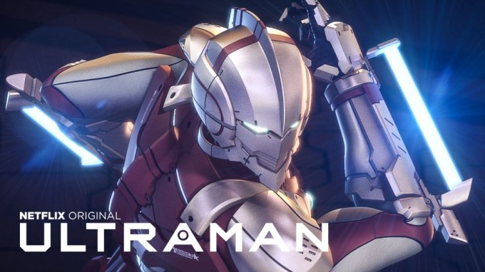 """""""Ultraman"""" (Netflix, 2019)"""