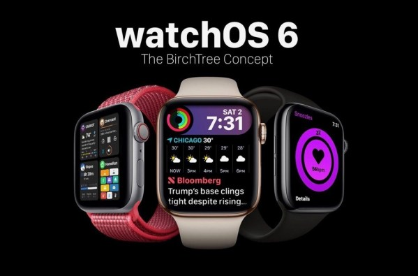 Ta koncepcja systemu watchOS 6 wygląda całkiem nieźle!