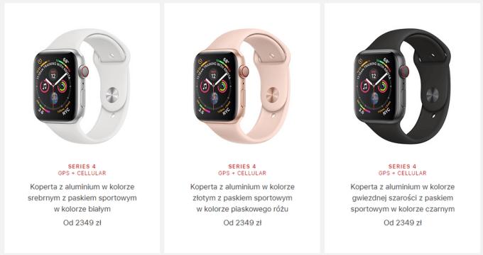 Apple Watch (GPS + Cellular)