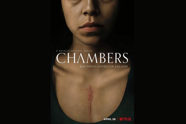 """Zobacz zwiastun serialu """"Chambers"""" Netflixa z Umą Thurman"""