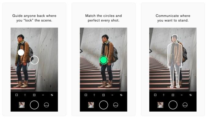 Zrzuty ekranu z aplikacji Frismo
