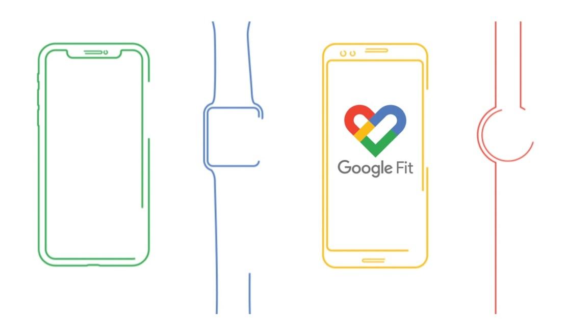 Google Fit na urządzenia z systemem iOS