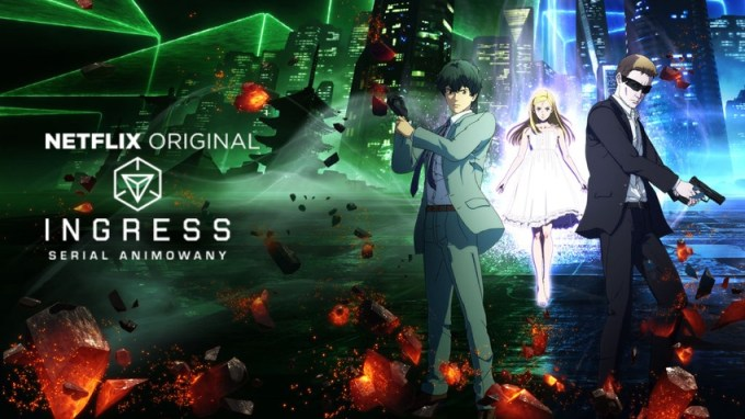 Ingress: serial animowany (Netflix)