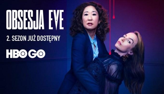 """""""Obsesja Eve"""" (2. sezon już dostępny na HBO GO)"""