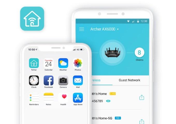 Aplikacja mobilna Tether od TP-Link do konfiguracji routerów