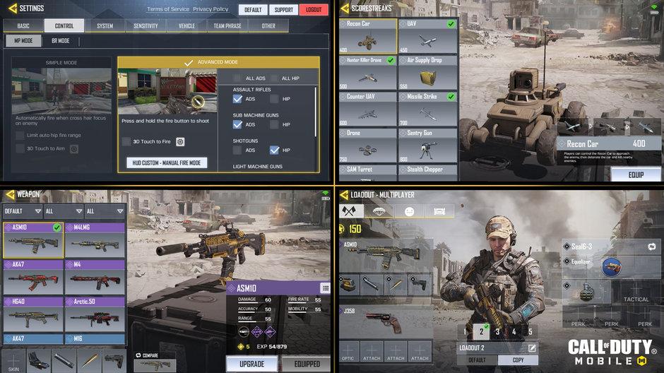 """Zrzuty ekranu z gry """"Call of Duty"""""""