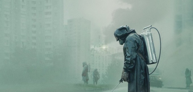 "Miniserial ""Czarnobyl"" (2019) HBO"