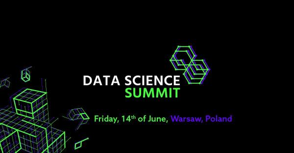 Weź udział w Data Science Summit 2019!