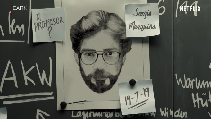 """Dom z papieru"" Netflix 19.05.2019 – El Profesor"