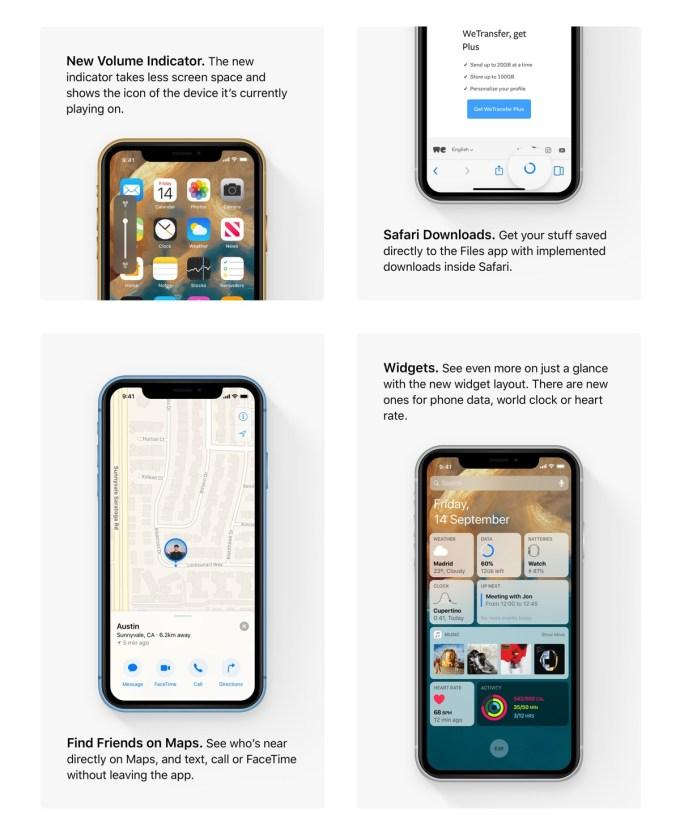 iOS 13 – iPhone (fot. Álvaro Pabesio)