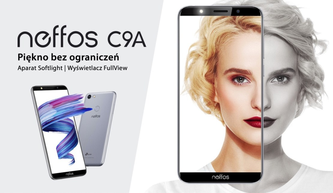 Neffos C9A od TP-LINK