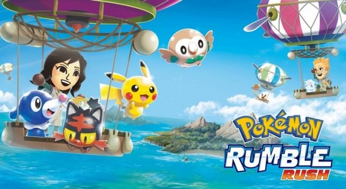 Pokemon Rumble Rush (gra mobilna)