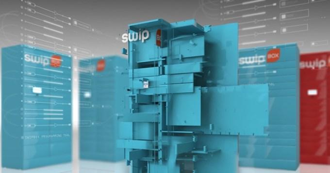 Swipbox - urządzenia do przesyłek kurierskich