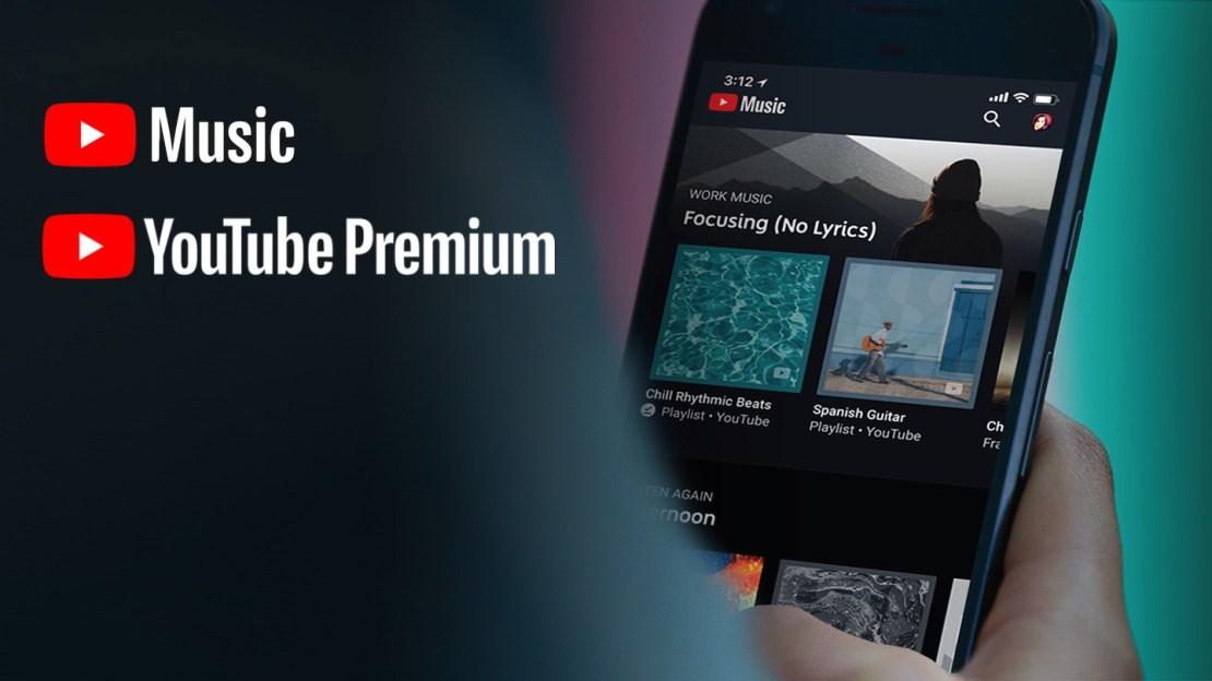 YouTube Music oraz YouTube Premium w Polsce