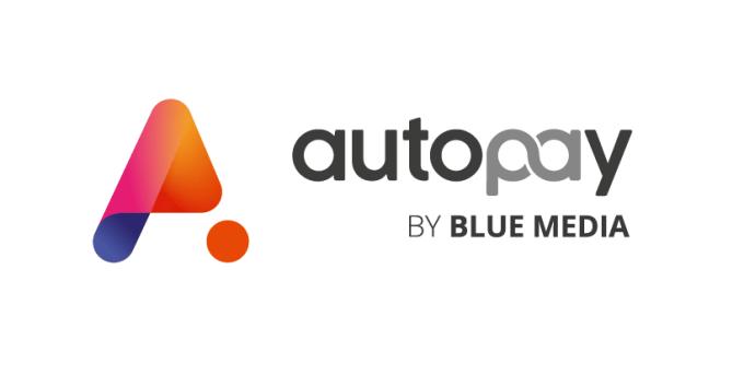 Autopay od Bluemedia (logo)