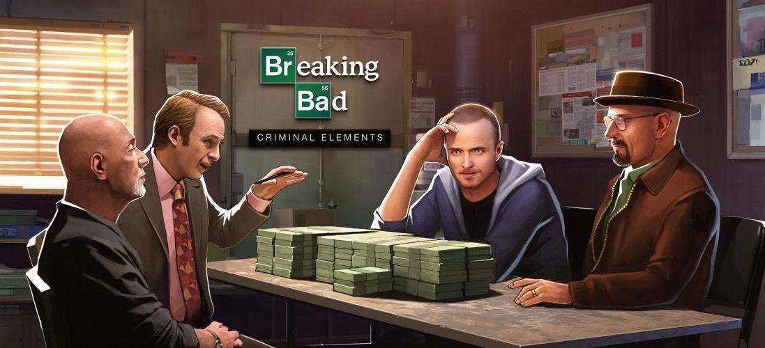 "Screen z gry ""Breaking Bad: Criminal Elements"""