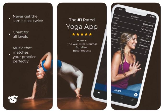Down Dog | Great Yoga Anywhere