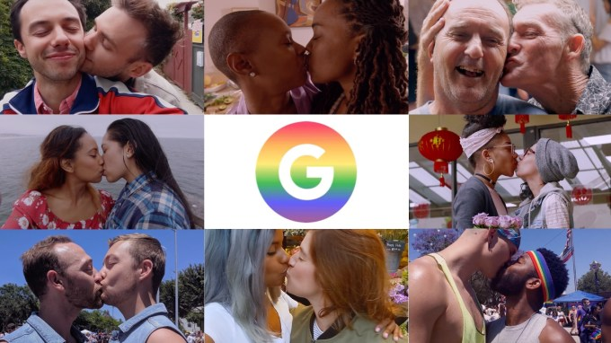 Google Pixel 3 - Kiss Detection (LGBT, Pride)