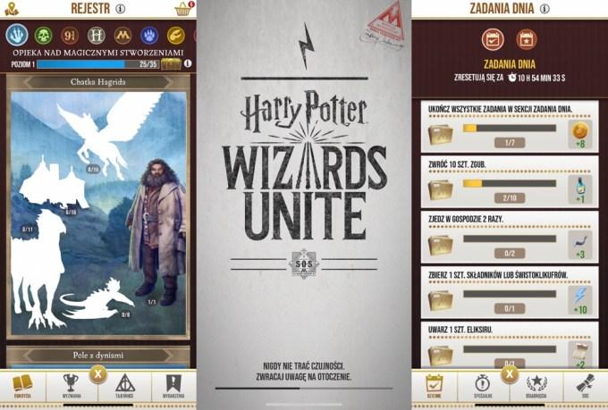 Polska wersja gry Harry Potter: Wizards Unite