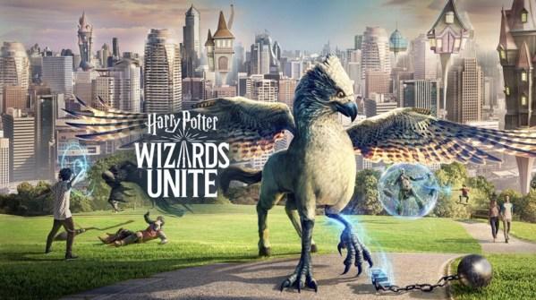 """Gra mobilna """"Harry Potter: Wizards Unite"""" dostępna w Polsce"""