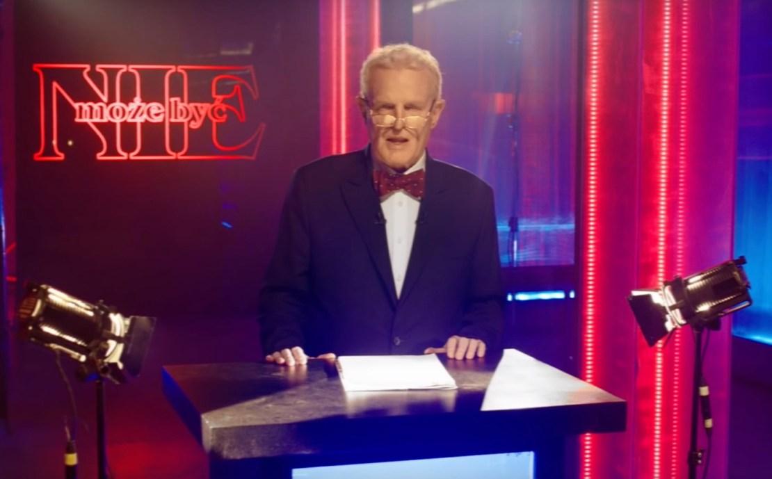 """Maciej Trojanowski (prowadzący """"Nie do wiary"""") promuje serial """"Stranger Things"""""""