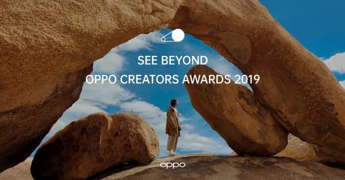 Konkurs OPPO Creators Awards 2019