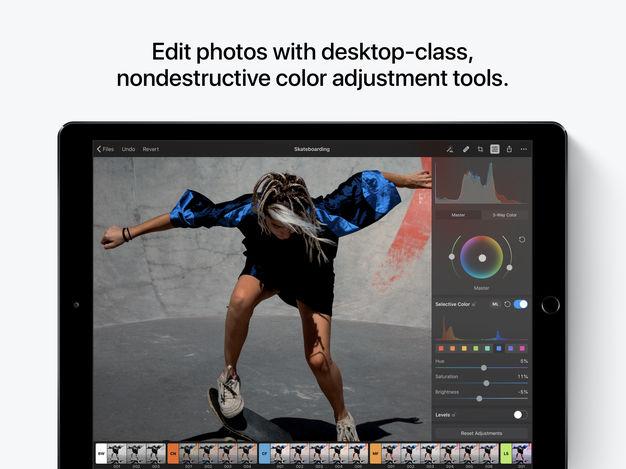 Pixelmator Photo (iOS)