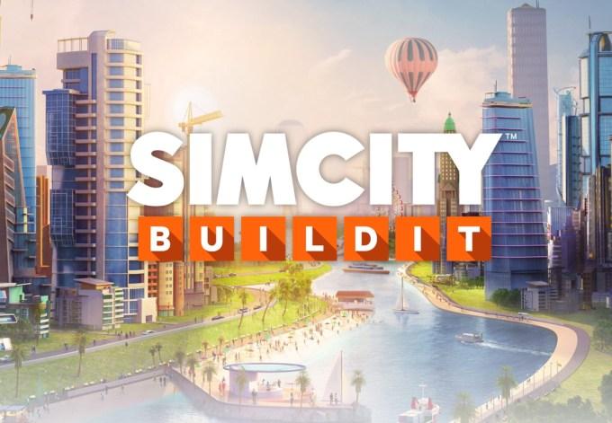 SimCity BuilIt - gra mobilna