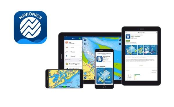 """Odkrywaj wody z aplikacją """"Boating Marine & Lakes"""""""