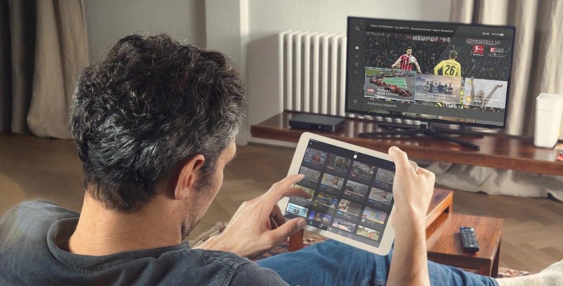 Horizon Go od UPC na Apple TV
