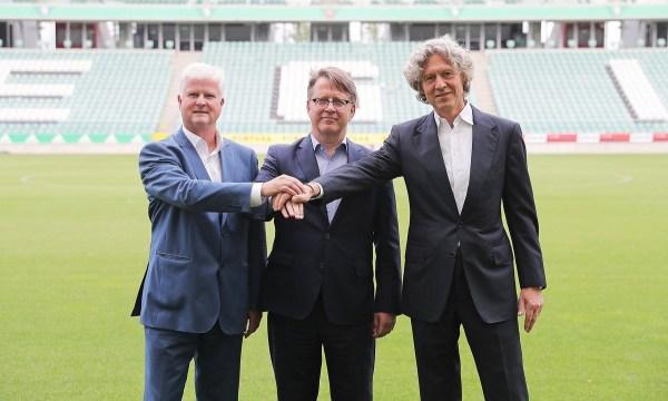 Sieć 4G i specjalne strefy 5G na stadionie Legii. Ericsson, PLAY i Legia Warszawa uruchomią wspólny projekt.