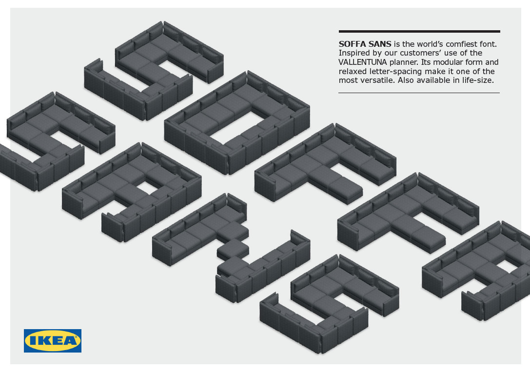 Soffa Sans (IKEA Font)