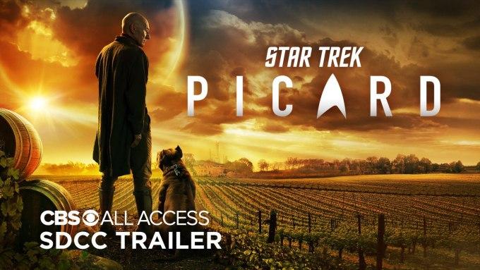 Star Trek: Pickard (CBS, 2019)