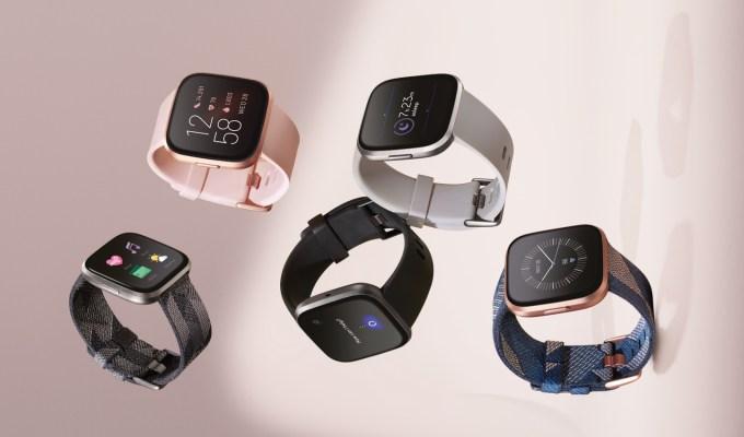 Fitbit versa 2 (różne kolory)