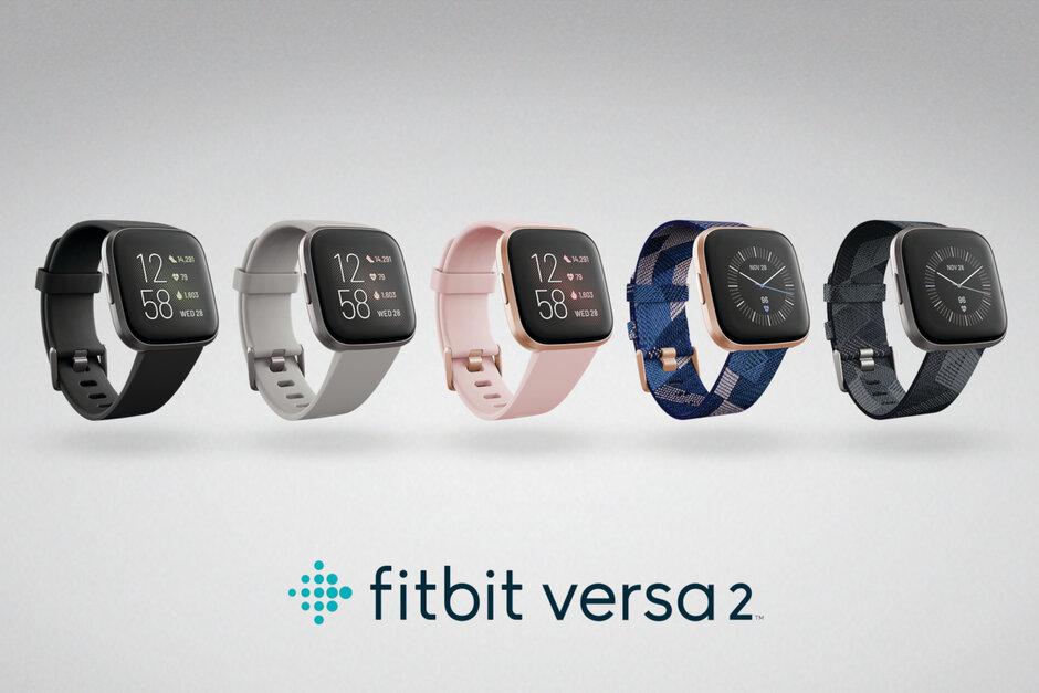 Smartwatch Fitbit Versa 2 (2019)