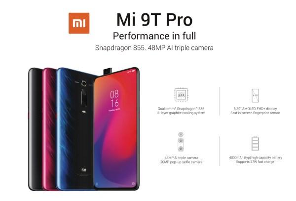 Xiaomi wprowadza Mi 9T Pro na polski rynek