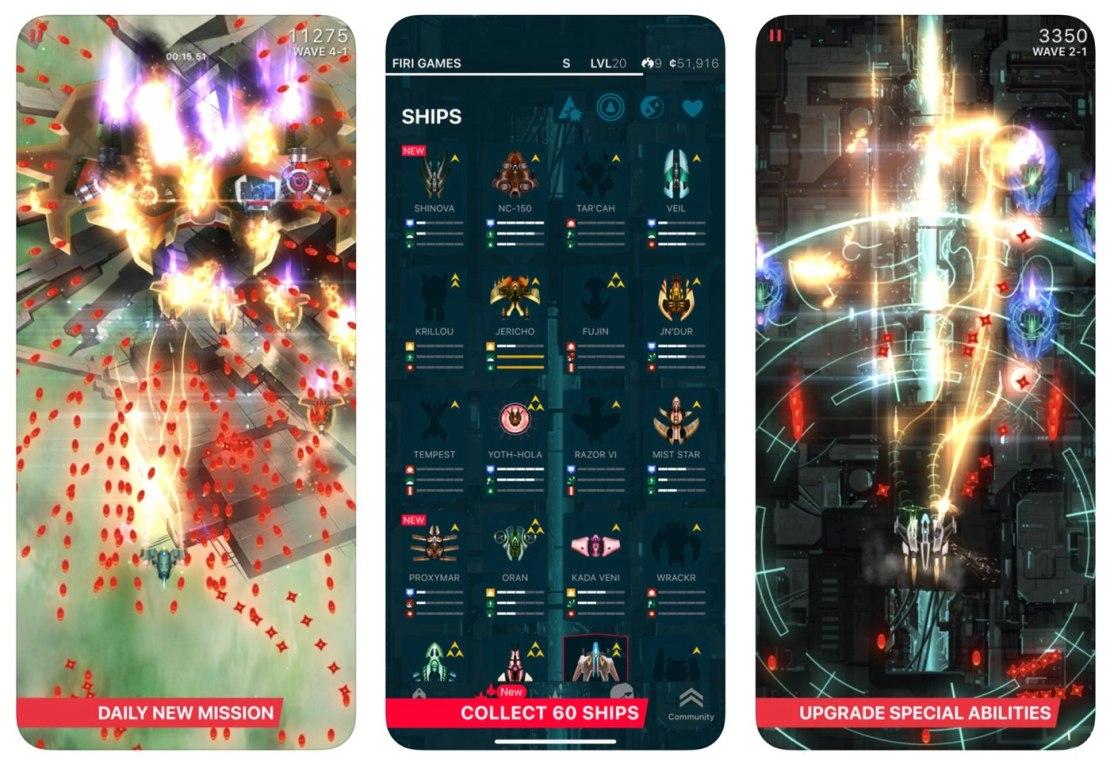 """Zrzuty ekranu z gry """"Phoenix II"""""""