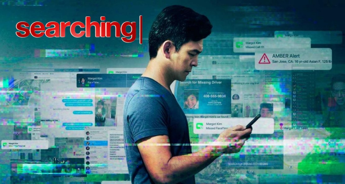 """Film """"Searching"""" (2018)"""